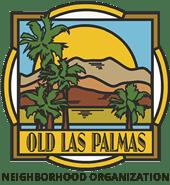 Old Las Palmas Neighborhood Organization Logo